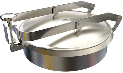 Non-Pressure Sanitary Round Manways NPDE 7013