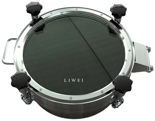 Stainless Steel Round Manhole Cover LIWEI 7021